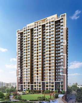 Smart 1 BHK Flats for Sale in Chandak Nishchay - Borivali (East)