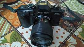 antique camera yashica working condition
