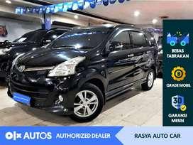 [OLX Autos] Toyota Avanza 2013 Veloz 1.5 Bensin A/T Hitam #Rasya Auto