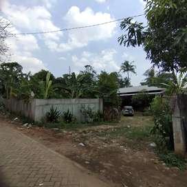 Kavling Tanah Di Jl Kenanga Raya Kelurahan Kenanga Cipondoh Tangerang
