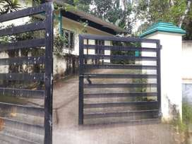 Land with house for sale in Kottayam