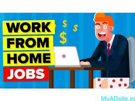 URGENT REQUIRED part time job weekly payment