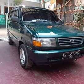 Kijang diesel ssx thn 98 orisinil