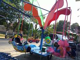 Komedi  putar safari AF odong kartun waterboom