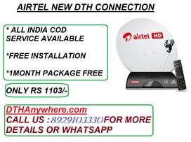 AIRTEL SD CONNECTION