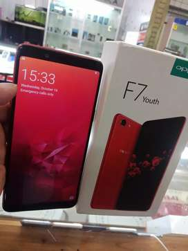 oppo f7 youth 3/32 red