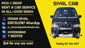 SIYAL CAB PICK & DROP