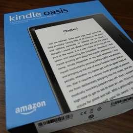 Kindle Oasis 2018 No Minus Like New