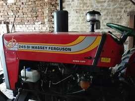 MF 245 DI, Tractor