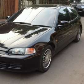 Honda civic estilo 1 6 manual tahun 1992