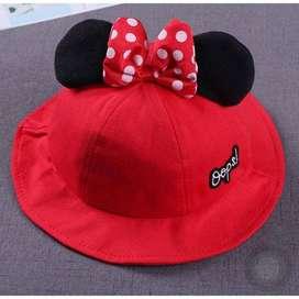 topi bucket oops / topi anak murah
