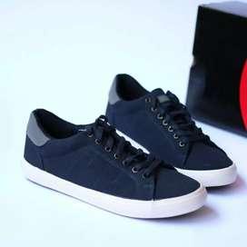 Sepatu Casual Sneakers Airwalk Dilze Navy Original