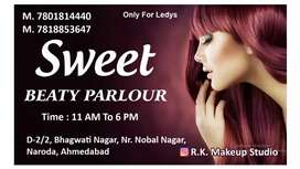 Sweet Beauty parlour