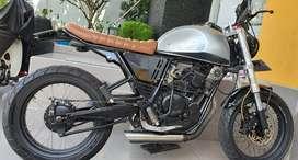Scorpio modif custom bratstyle japstyle