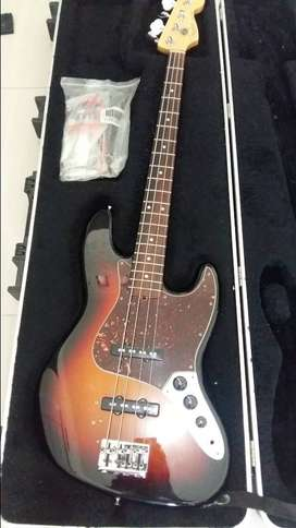 Jual Fender Jazz Bass American Standart ( Ori )