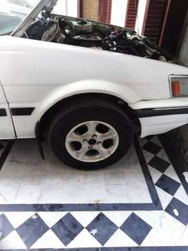 Toyota corolla 1986.. Car in a good condition. Just buy and drive.
