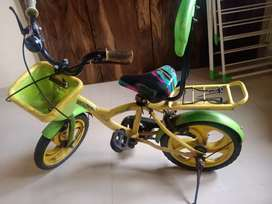 BSA bike in good condition for 3-7 years child