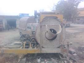 Concrete Mixer and Block Making Machines for sale