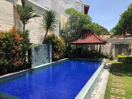 Four Bedrooms Beachside Villa For Rent In Sanur
