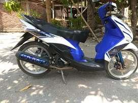 Mio soul 2009 Yamaha
