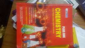 New Jothi Plus One CHEMISTRY book
