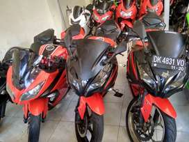Bali dharma motor jual Kawasaki ninja 250R tahun 2015
