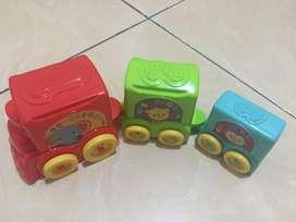 Preloved mainan bayi Fisher-Price