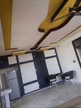 Full furnished 2bhk ground