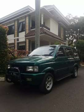 Isuzu Panther New Hi-Grade 2.5 Direct Injection Tahun 1997 Terawat