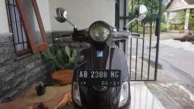 Vespa Lx 150 th 2011 Plat AB Bantul Yk Istimewa Fullpaper