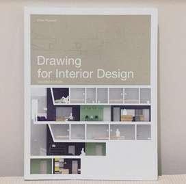 Buku Drawing For Interior Design