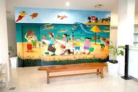 Dijual Hotel Lantai 4 Lokaai Jalan Raya Utama Canggu Bali