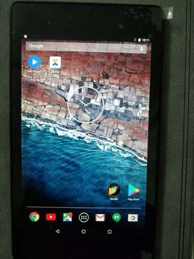 Google nexus 7c tablet