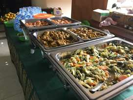 Melayani Catering pernikahan