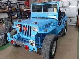 luxmi thar & willys jeep modified