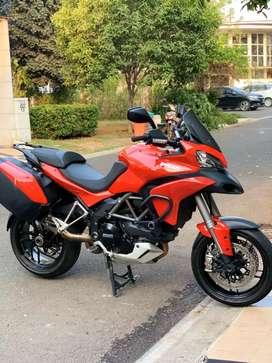 Ducati Multistrada 1200Abs Skyhook.2014/2013