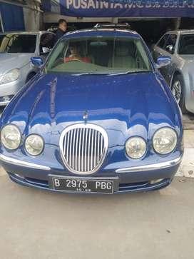 Jaguar S-type 2002 AT pajak panjang siap pakai