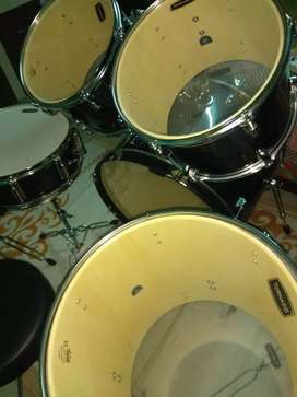 Imported Drum Set rarely used