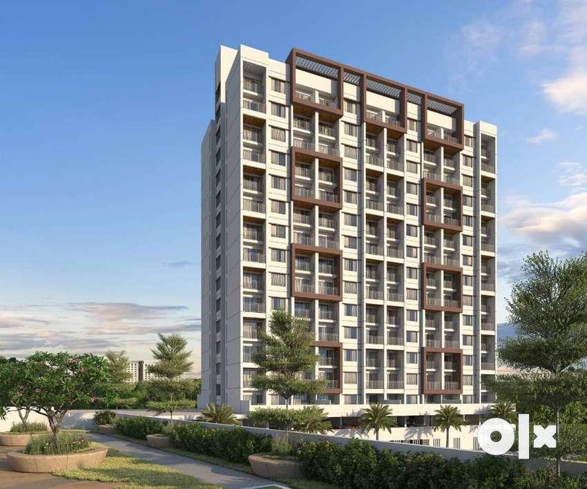 2 BHK Apartment Optima Heigfor sale at Kesnand, Wagholi-Optima Heights 0