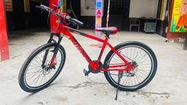 Atlas wikkid 26T bicycle 21 speed