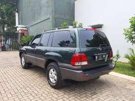 Jual Toyota Jeep Land Cruiser 100 4.2L Metic Tahun 2000