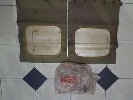 Kain Kanvas Pintu Belakang FJ 40 NOS Original