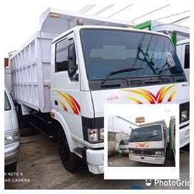 Truck dump tata lpt 913 th 2018 mesin seperti mercy atau fuso
