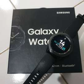 Samsung galaxy watch 42mm black mulus