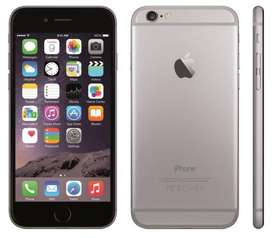 Apple iPhone 6 (space grey 16GB)
