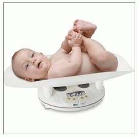 Timbangan Bayi digital Laica Pengukur Berat Badan Bayi Digital Laica