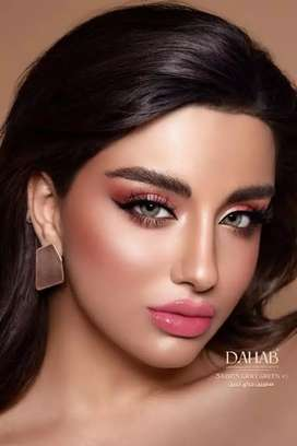 Buy 1 get 1 Free DAHAb branded contact lens contact lenses