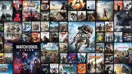 All PC games are available here