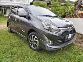 Toyota Agya Trds 2018 kwece