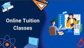 Online Tuitions - NCERT ( 6th - 8th )